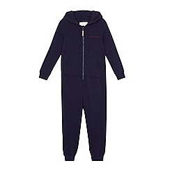 J by Jasper Conran - Boys' navy onesie