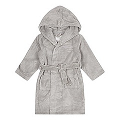 J by Jasper Conran - Children's grey dressing gown