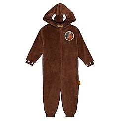 The Gruffalo - Children's brown 'Gruffalo' onesie