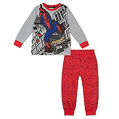 Spider-man - Boys' red 'Spider-Man' pyjama set