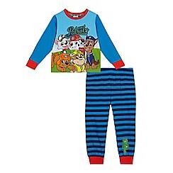 Paw Patrol - Boys' blue 'Paw Patrol' print pyjama set