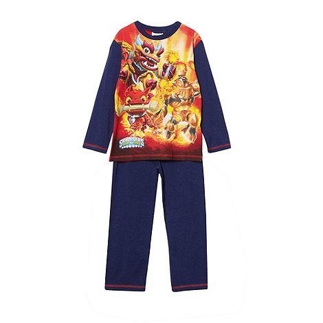 Skylanders - Boy+s navy +Skylanders+ pyjama set
