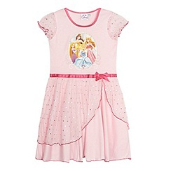 Disney Princess - Girl's pink princess nightie