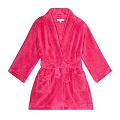 bluezoo - Girl's pink dressing gown