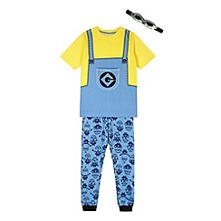 Despicable Me - Boy's yellow 'Minion' pyjama set