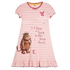 The Gruffalo - Girl's pink 'Gruffalo' nightie