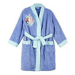 Disney Frozen - Girl's lilac 'Frozen' dressing gown