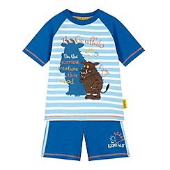 The Gruffalo - Boy's blue 'Gruffalo' pyjama set