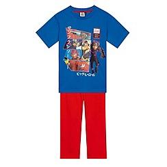 Big Hero 6 - Boy's blue 'Big Hero 6' pyjama set