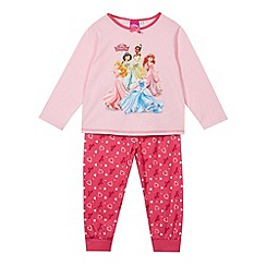 Disney Princess - Girl's light pink 'Disney Princess' pyjama set