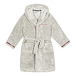J by Jasper Conran - Boys' grey dressing gown
