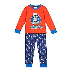 Thomas & Friends - Boys' orange 'Thomas & Friends' pyjama set