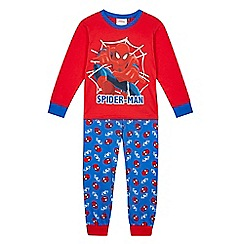 Spider-man - Boys' red 'Spider-Man' glow in the dark pyjamas