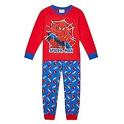 Spider-man - Boys' red 'Spider-Man' glow in the dark pyjamas