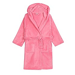 bluezoo - Girls' pink dressing gown