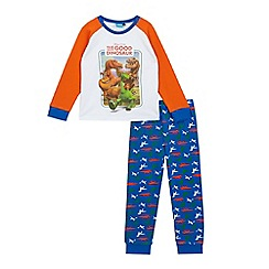 Disney - Boys' assorted 'Good Dinosaur' pyjama top and bottoms set