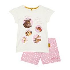 The Gruffalo - Girls' pink Gruffalo pyjama set
