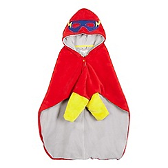 bluezoo - Boys' red superhero cape