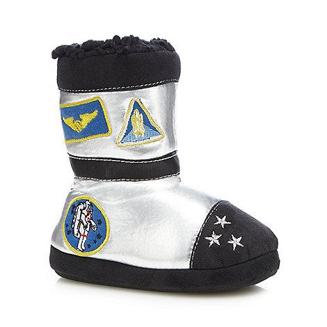 silver astronaut shoes - photo #2