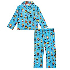 bluezoo - Boys' multi-coloured printed pyjama set