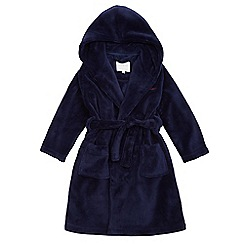 J by Jasper Conran - Boys' navy dressing gown