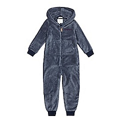 J by Jasper Conran - Boys' blue onesie