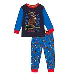 The Gruffalo - Boys' blue 'Gruffalo' pyjama top and bottoms set