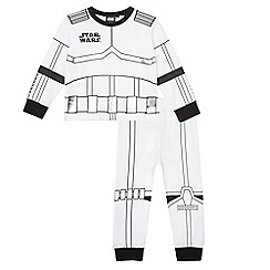 Star Wars - Boys' Star Wars stormtrooper print pyjama set
