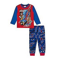 Spider-man - Boys' red and blue 'Spider-Man' pyjama set