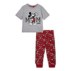 Mickey Mouse Clubhouse - Boys' grey 'Mickey Mouse' pyjama set