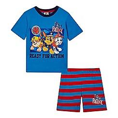 Paw Patrol - Boys' blue 'Paw Patrol' pyjama set