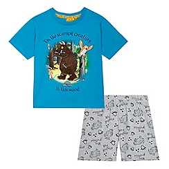 The Gruffalo - Boys' blue 'Gruffalo' pyjama set