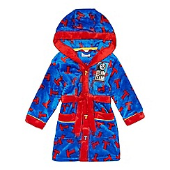 Thomas & Friends - Boys' blue 'Thomas & friends' dressing gown