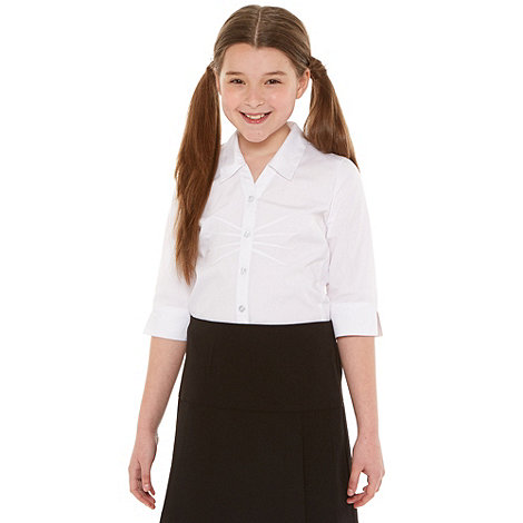 Debenhams School Blouse 46