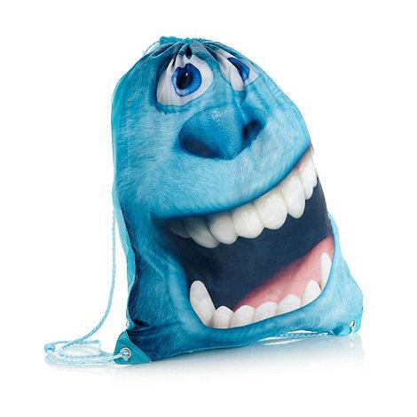 Monsters University - Children+s blue +Monsters University+ gym bag
