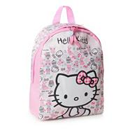 Girl's pink 'Hello Kitty' backpack