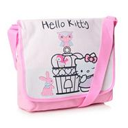 Girl's pink 'Hello Kitty' cross body bag