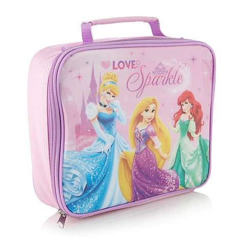 Disney Princess - Girl+s +Disney Princess+ lunch bag