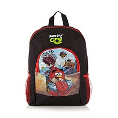 Angry birds - Boy's black 'Angry Birds' school rucksack