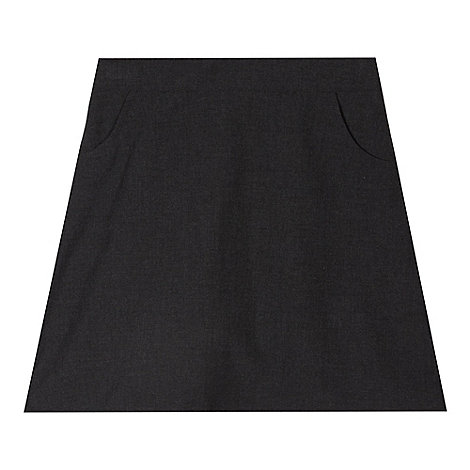 debenhams s grey a line school skirt debenhams