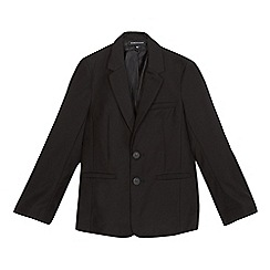 Debenhams - Boys' black school blazer
