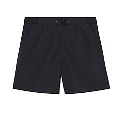 Debenhams - Boy's navy school swim shorts