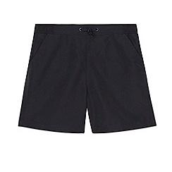 Debenhams - Boy's navy school swim shorts