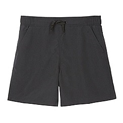 Debenhams - Boy's black school swim shorts