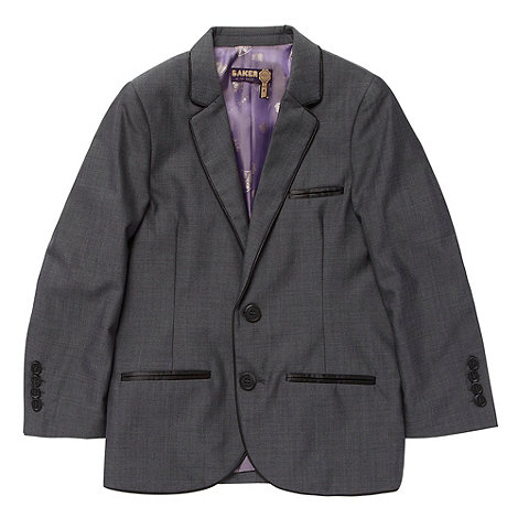 Baker by Ted Baker - Boy+s grey jacket