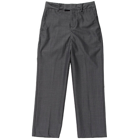Baker by Ted Baker - Boy+s grey trousers