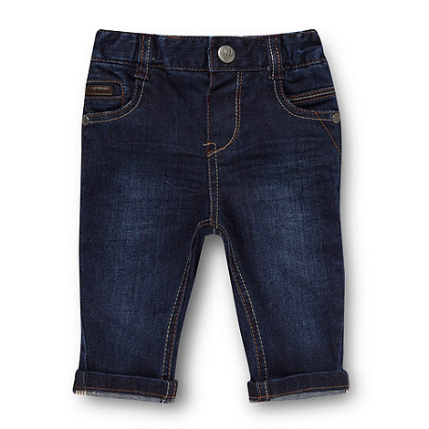 Baker by Ted Baker - Babies dark blue slim fit jeans