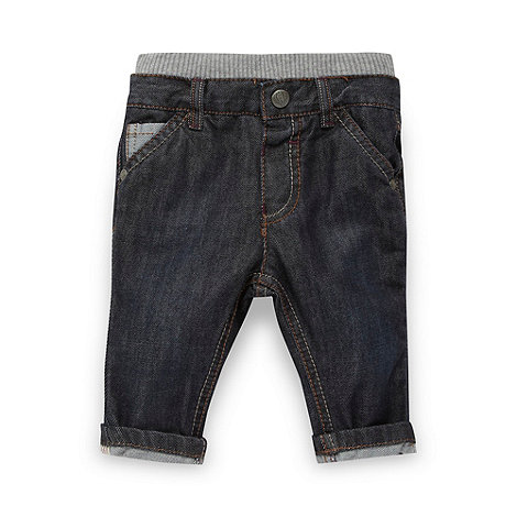 Baker by Ted Baker - Babies blue denim jeans