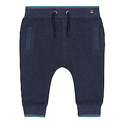 Baker by Ted Baker - Baby boys' navy twill jogging bottoms