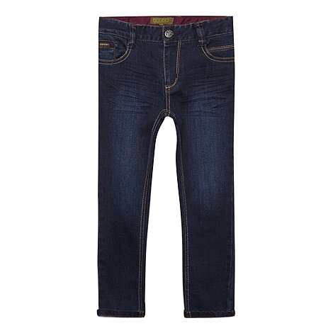 Baker by Ted Baker - Boy+s blue classic jeans